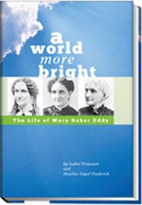 A World More Bright - book cover image