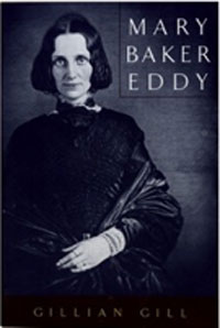 Mary Baker Eddy biography book cover image